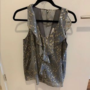 BCBGeneration gold dots top